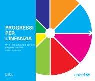 Progressi per l'infanzia n.6 - Unicef