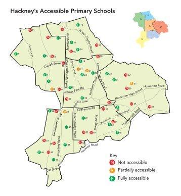 Hackney's Accessible Primary Schools - Hackney Learning Trust