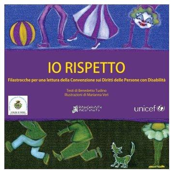 IO RISPETTO - Unicef
