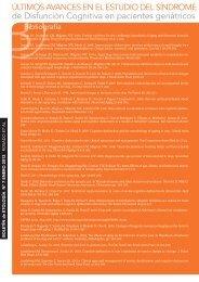 de disfunción cognitiva en pacientes geriátricos - Avepa