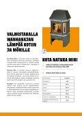 laatua järkevään hintaan! LämmittIMet & Savustimet - Narvi Oy - Page 4