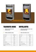laatua järkevään hintaan! LämmittIMet & Savustimet - Narvi Oy - Page 5