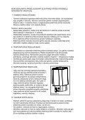 MONTAVIMO IR EKSPLOATACIJOS INSTRUKCIJA - Page 4