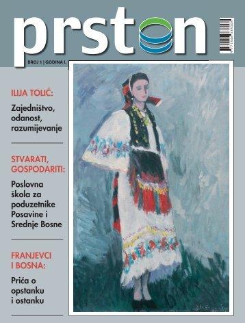 Br. 1 / godina I. PROSINAC 2006 - Prsten