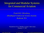 Integrated and Modular Systems for Commercial ... - Nonstop Systems