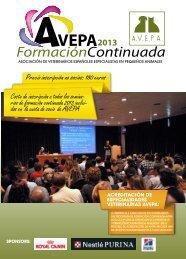 FormaciónContinuada - Avepa