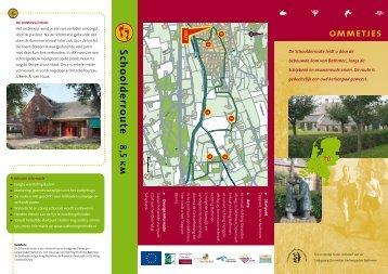ommetjes Schoolderroute - Landschap Overijssel