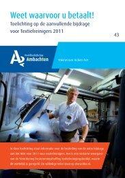Bestemmingsheffing Textielreinigers 2011.pdf - Hba