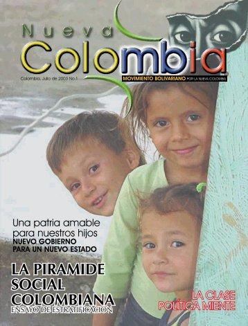 Nueva Colombia Nº1 - Movimiento Bolivariano por la Nueva Colombia