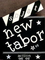 Lodge 17, New Tabor - 2006-07 Scrapbook