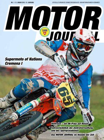 SAM MOTOR JOURNAL 2015/01