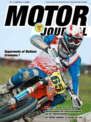 SAM MOTOR JOURNAL 2015/01
