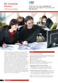 SLED PT Prospectus 2007 - School of Computing, Informatics and ... - Page 4