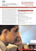 SLED PT Prospectus 2007 - School of Computing, Informatics and ... - Page 5