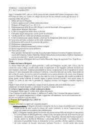 Verbale Collegio dei docenti del 3 settembre 2013 - Istituto ...