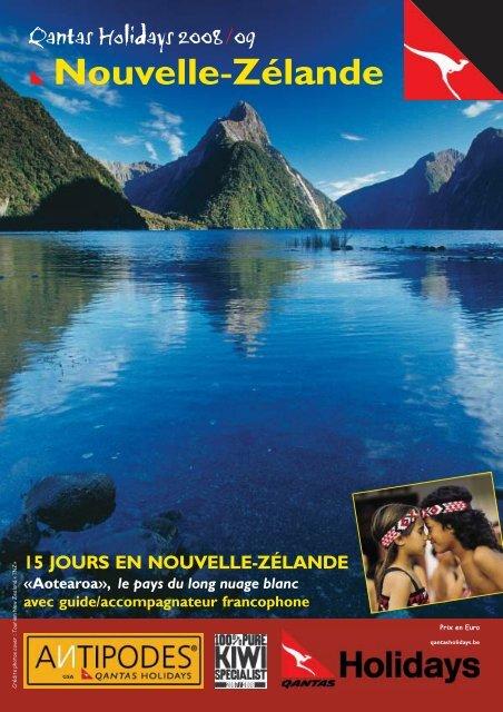 Nouvelle-Zélande - Antipodes