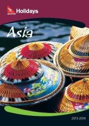 Asia - Antipodes