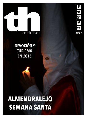 Revista Turismo Humano 27. ALMENDRALEJO SEMANA SANTA
