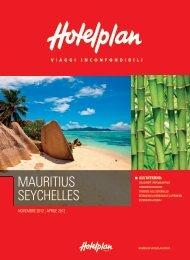 MAURITIUS SEYCHELLES - Travel Operator Book