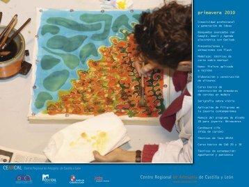 Centro Regional de Artesanía de Castilla y León - Oficio y Arte