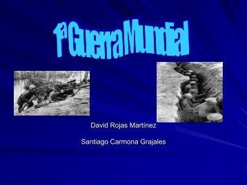 David Rojas Martínez Santiago Carmona Grajales - Recursos para ...