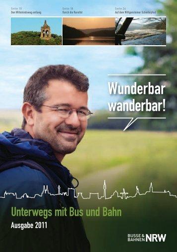 Wunderbar wanderbar!