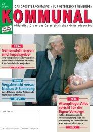 Altenpflege: Alles spricht für die Eigen-Vorsorge Gemeindefinanzen ...