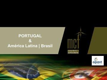 PORTUGAL & América Latina | Brasil - apavt