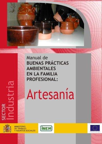 Artesanía - Oficio y Arte
