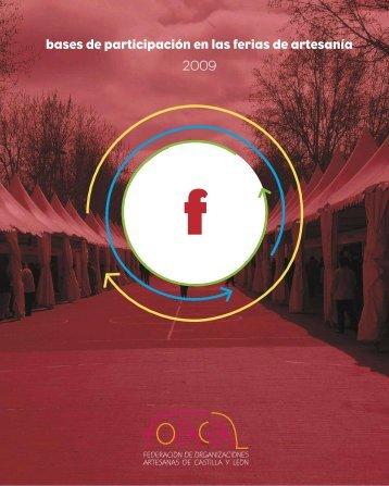 Bases_Ferias_2009 on_line.pdf - Oficio y Arte