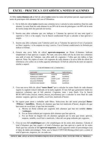 Pràctica 3 - Instituto de Robotica
