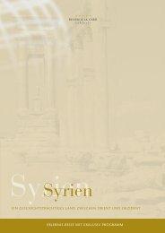 rien Syrien - GMK Reisen
