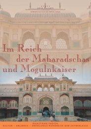 Im Reich der Maharadschas und Mogulnkaiser - GMK Reisen
