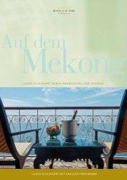 Luxus-fLussfahrt durch kambodscha und vietnam ... - GMK Reisen