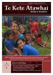 Te Kete Atawhai Volume 2 Issue 1 December 2012