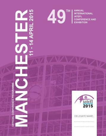 Manchester Programme