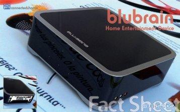 Home Entertainment Device - Blusensnetworks