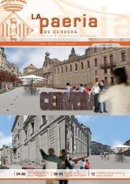 Revista Paeria juny 2013 - Consell Comarcal de la Segarra
