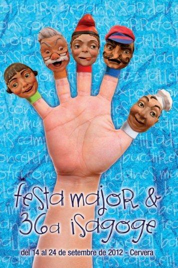 llibret fm 2012.pdf - Consell Comarcal de la Segarra