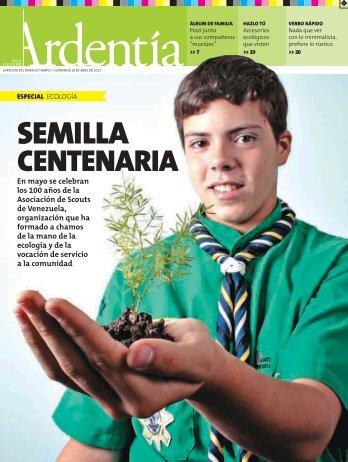 SEMILLA - Asociación de Scouts de Venezuela