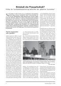 REPORT - Akademie für Politische Bildung Tutzing - Page 6