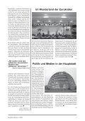 REPORT - Akademie für Politische Bildung Tutzing - Page 7