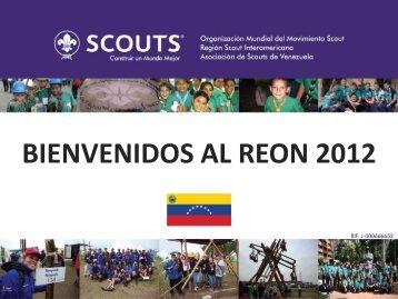 metas 2012-2013 - Scouts de Venezuela