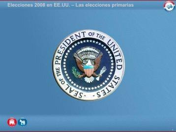 Elecciones 2008 en EE.UU. – Las elecciones primarias
