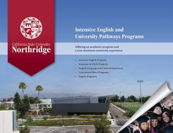 Download PDF - Tseng College - California State University ...
