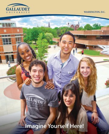 t Viewbook - Undergraduate Admissions - Gallaudet University
