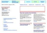 Paroli den sozialen Grausamkeiten - Berliner Behindertenzeitung