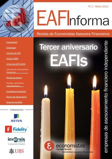 EAFInforma 2.pdf - Consejo General de Colegios de Economistas