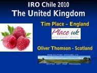 United Kingdom Raspberry Industry
