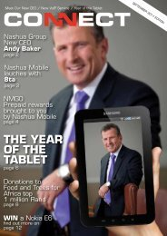 THE YEAR OF THE TABLET - Nashua Mobile